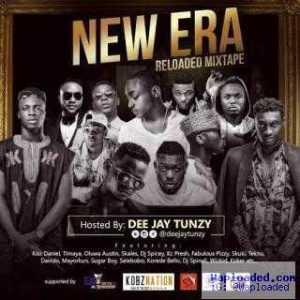 DJ Tunzy - New Era Reloaded Mix